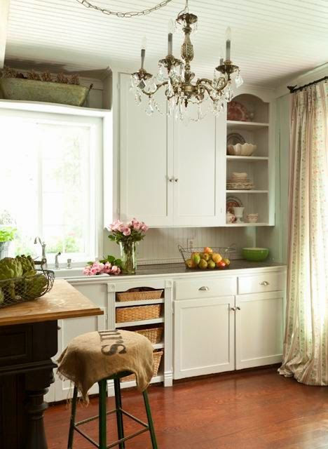 Pinterest French Cottage Style | French Cottage Kitchen Inspiration