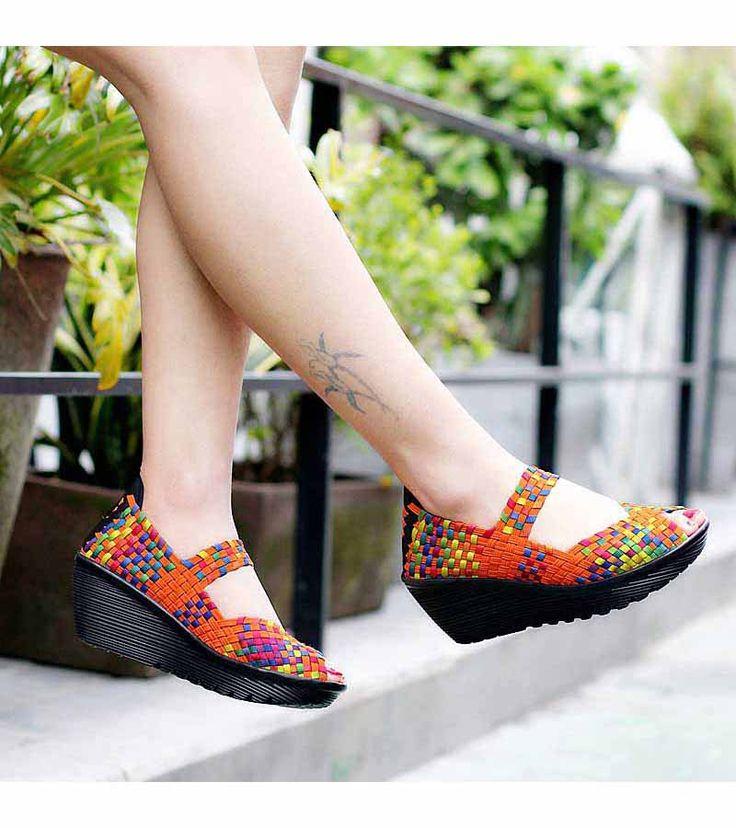 YMC Multicolor Floral Print Platform Boots L7dpbFuuh