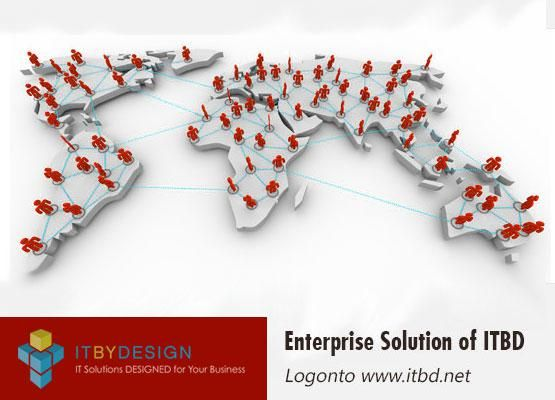 Enterprise Solutions By ITBD to Consult for high level engineering projects. Log on to ITBD