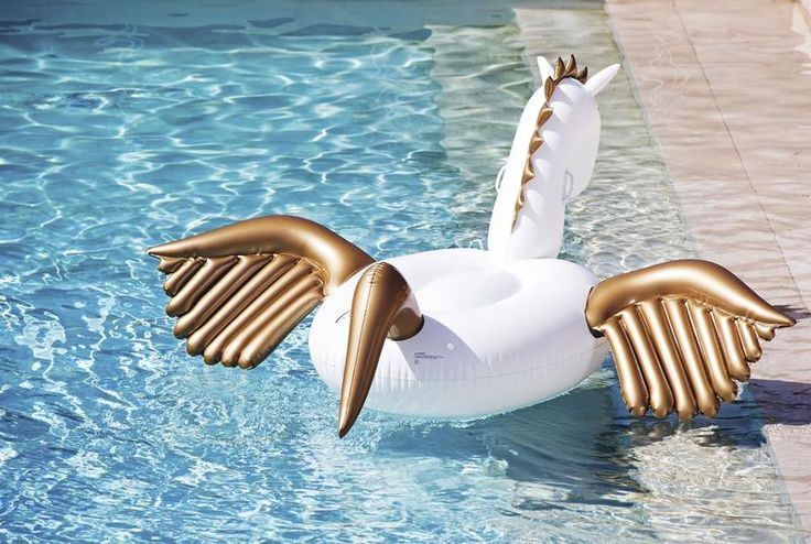 Coolest pool floats: Pegasus Pool Float by FUNBOY