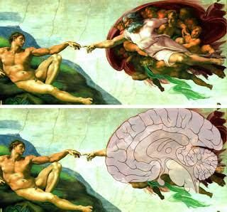 Pineal In Bible and in ancient art