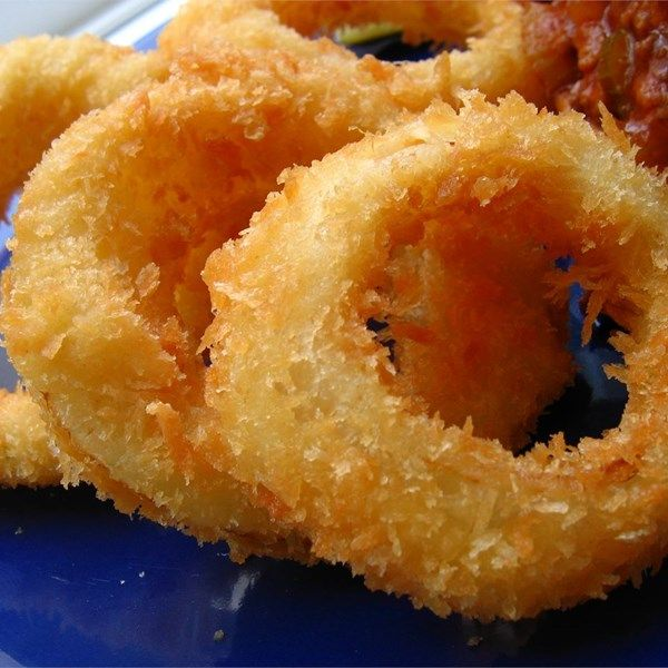 """Old Fashioned Onion Rings   """"Absolutely perfect, my husband fell in love with me all over again!"""""""