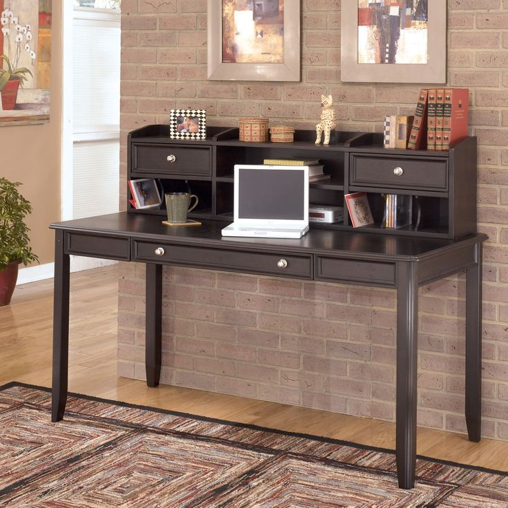 Carlyle Large Computer Desk