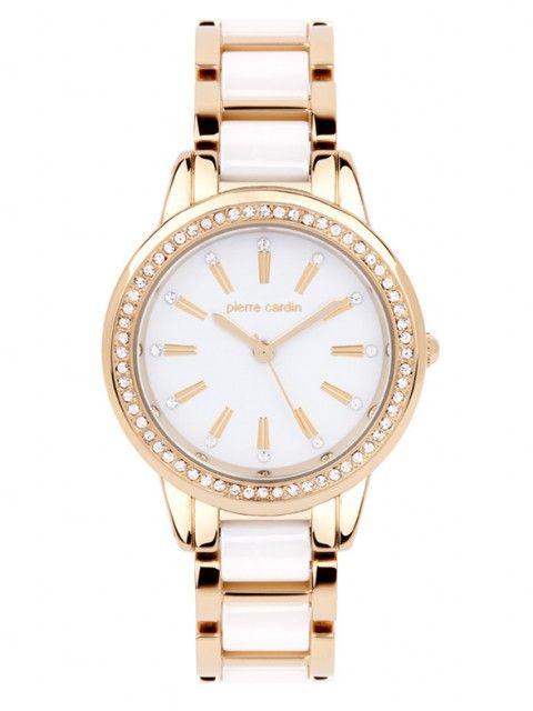 Pierre Cardin Gold Watch // 4969
