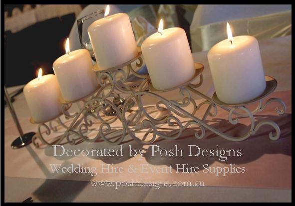 #weddingtablecentre #lowlyingcandelabra #ivorycandelabra #theming available at #poshdesignsweddings - #sydneyweddings #southcoastweddings #wollongongweddings #canberraweddings #southernhighlandsweddings #campbelltownweddings #penrithweddings #bathurstweddings #illawarraweddings  All stock owned by Posh Designs Wedding & Event Supplies – lisa@poshdesigns.com.au or visit www.poshdesigns.com.au or www.facebook.com/.poshdesigns.com.au #Wedding #reception #decorations #Outdoor #ceremony…