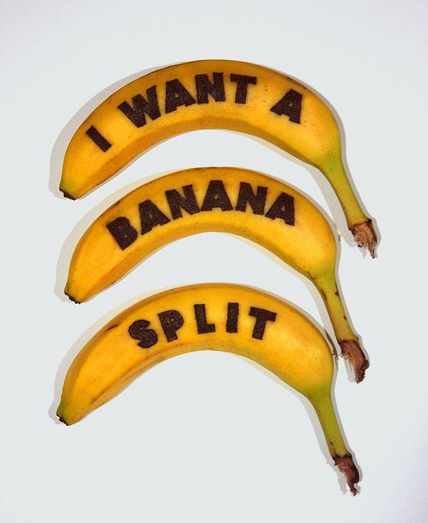Impressive Banana Art Is Really Impressive