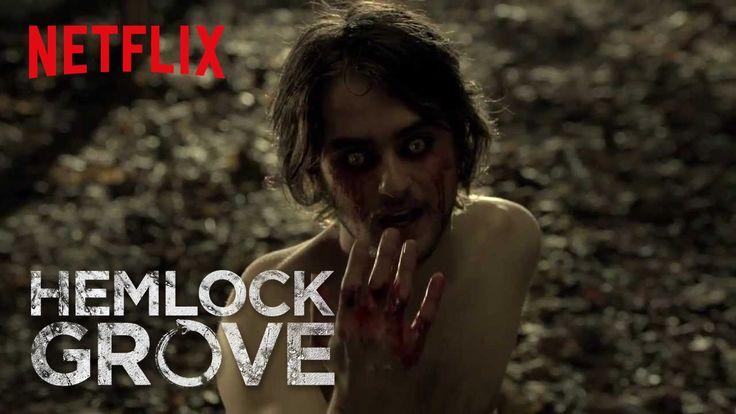 Hemlock Grove | Behind the Scenes - It Hurts So Good | Netflix