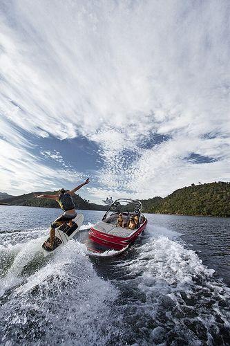 Wakeboarding Boat Wallpaper Best 20+ Wake B...