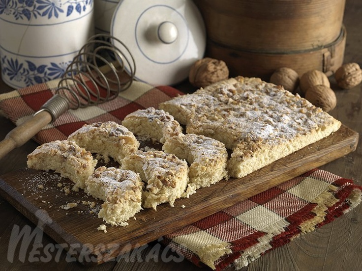 Kossuth-kifli, traditional Hungarian sweets - in the 1840s ...