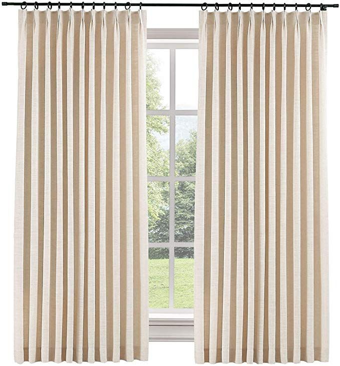 Amazon Com Chadmade Extra Wide Curtain 100 W X 84 L Polyester