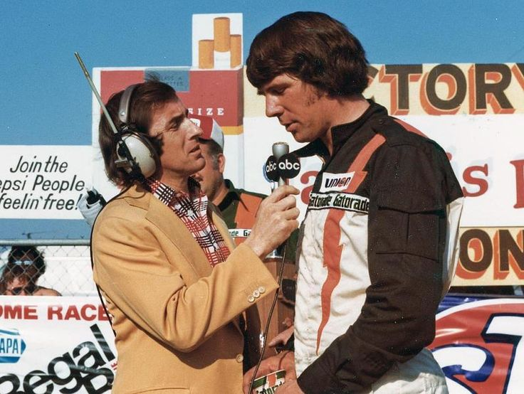 Jackie Stewart went to work for ABC Television as a