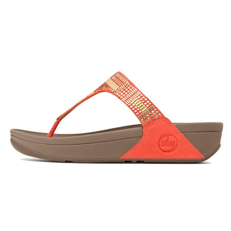 Discount Sale Authentic 2M9P8LQC Women Fitflop Flare Coffee Colour Fitness Sandals In the UK online