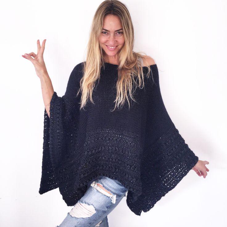 """María Cielo: Los ponchos de """"El Camarín"""""""