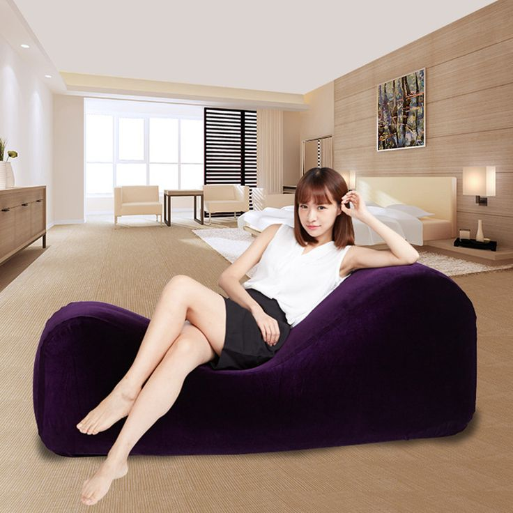 New Inflatable Pillow For Sex Sofa Chair Sex Bed Adult Sex