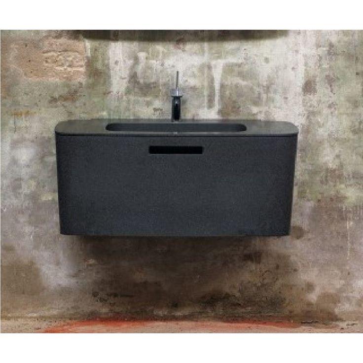 Wasbak badkamer modern - Rustieke wc ...
