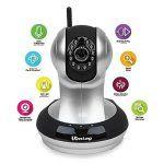 Camera IP de surveillance P2P plus (Technologie Cloud), caméra de sécurité, caméra IP, webcams, Vimtag Fujikam 361HD avec IP/Réseau, WiFi…