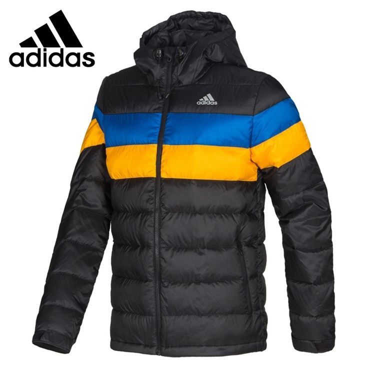 camping zero waste Original Adidas Men's Down Jacket Hiking Down Sportswear *** AliExpress Affiliate's buyable pin. Click the image to find out more on www.aliexpress.com