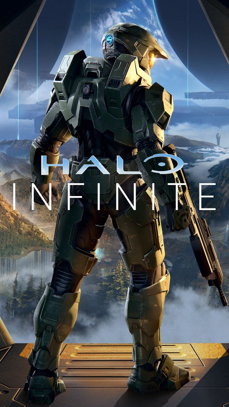 Halo Infinite Master Chief Wallpapers in 2020 Master