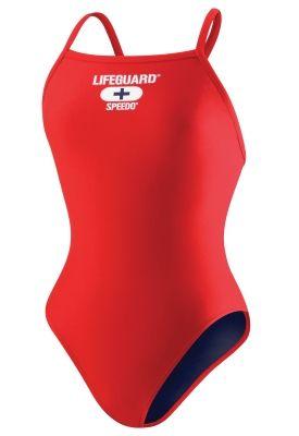 Lifeguard® Solid Flyback - Lifeguard - Speedo USA Swimwear