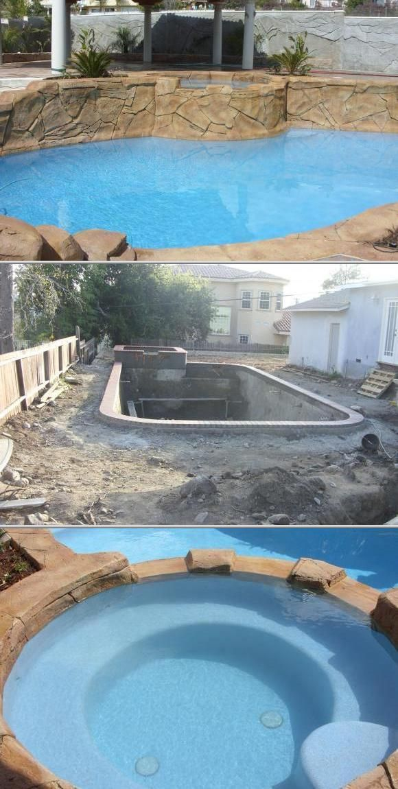 These providers do major or minor pool remodeling, new pool and spa constructions. Other services include masonry works, as well as fire pits, flagstones, pavers, tiles, among others.