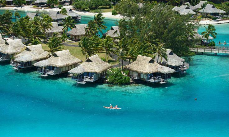 InterContinental Moorea Resort and Spa | http://www.designrulz.com/design/2014/09/intercontinental-moorea-resort-spa/