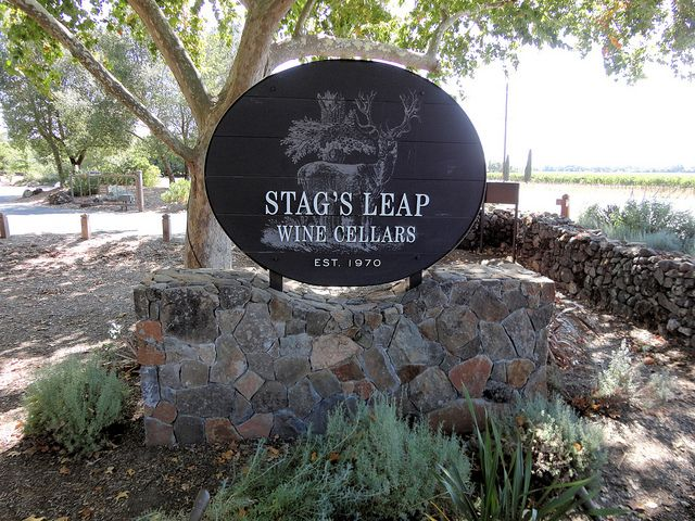 Stags Leap Winery, Napa Valley, California. Cabernet Sauvignon 2008 - amazing!