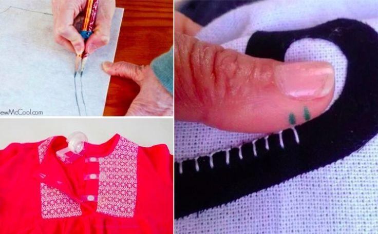 16 astuces pour devenir un pro de la couture (pour débutants et confirmés) - Astuces de grand mère