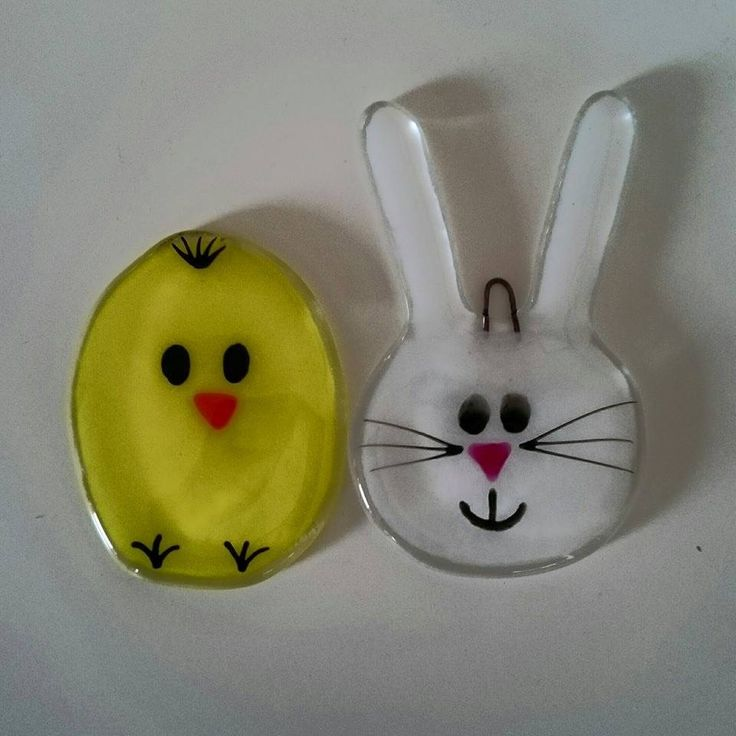 70 Best Images About Glass Easter On Pinterest Cute