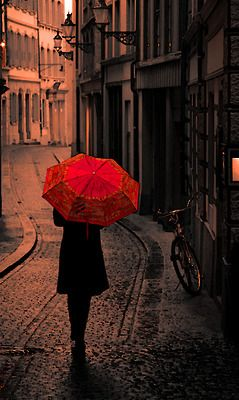 love umbrellas but hate to carry them.. What's up with that ?  :-)