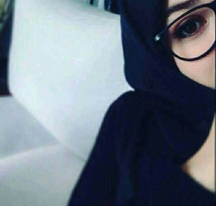 #hijab #glasses