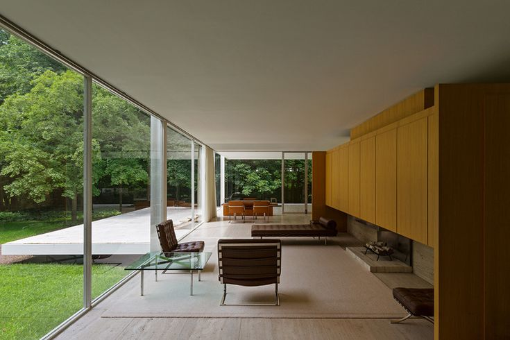 architectura the farnsworth house by mies van der rohe was a1 architecture farnsworth. Black Bedroom Furniture Sets. Home Design Ideas
