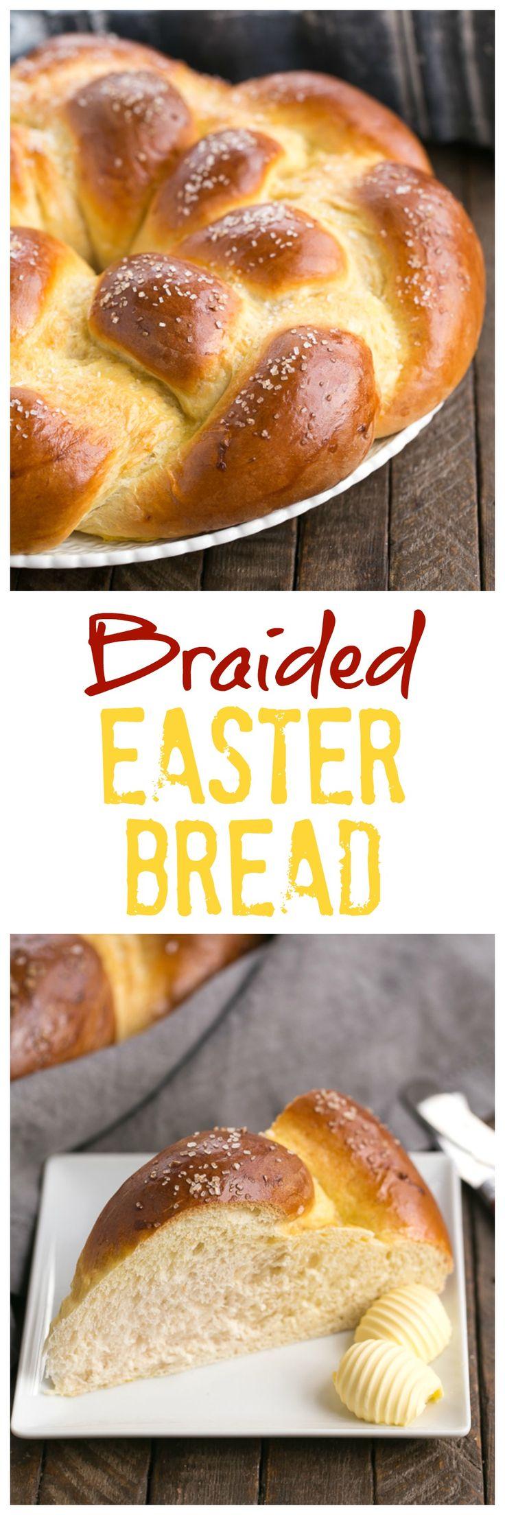 17 Best ideas about Easter Bread Recipe on Pinterest ...