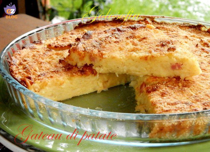 Gateau+di+patate,+ricetta+semplice+e+gustosa