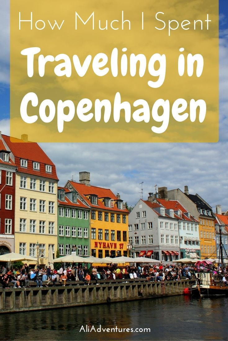 Denmark is not a cheap European destination but there are ways to keep costs down and enjoy your trip. Here's how much I spent traveling in Copenhagen.
