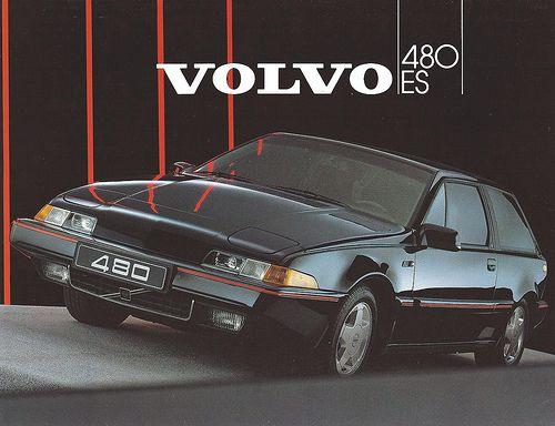 1986 Volvo 480