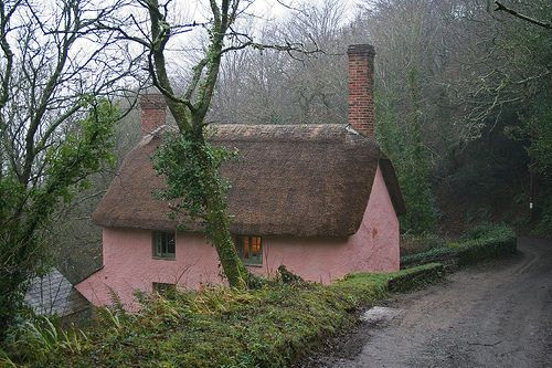 perfectly pink cottage