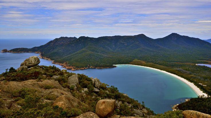 Wineglass Bay - Tasmania, Australia
