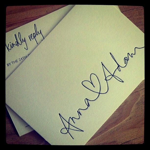 Einladung Cover/Umschlag