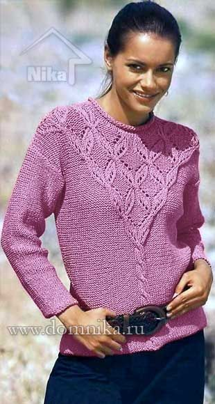Pullover pink (1)