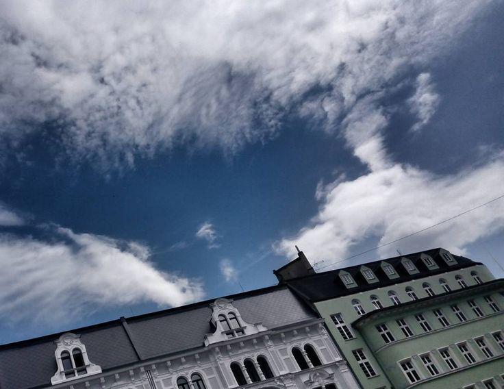 #liberec #libereckykraj #reichenberg #sudety #sudetenland #skyporn #sky #mobilephoto #insta_czech #igraczech #igerscz #iger