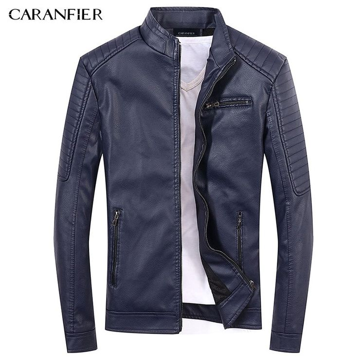 Like and Share if you want this  CARANFIER 2017 New Men Leather Jackets High Quality Motorcycles British Businessmen Casual Fashion Military Tactical Jacket     Tag a friend who would love this!     FREE Shipping Worldwide     Buy one here---> https://onesourcetrendz.com/shop/all-categories/mens-clothing/mens-jacket/caranfier-2017-new-men-leather-jackets-high-quality-motorcycles-british-businessmen-casual-fashion-military-tactical-jacket/