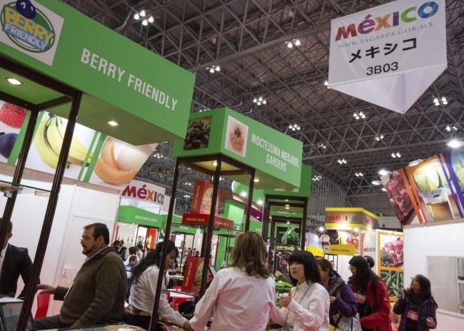 Noticias Santa Bárbara | México aumenta su presencia en la mayor feria agroalimentaria de Japón » Noticias Santa Bárbara