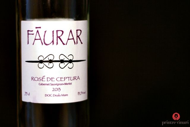 Faurar Rose de Ceptura 2013 by Unicom Production, Romania. #Winesofromania
