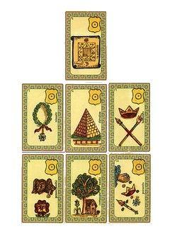 carte tarot belline