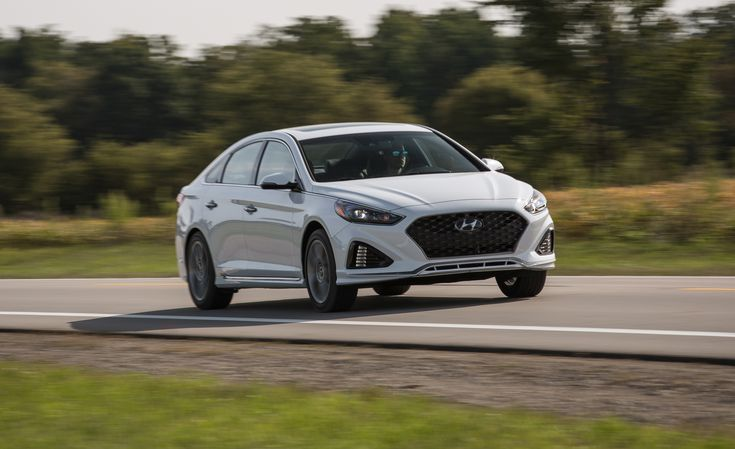 2018 Hyundai Sonata 2.0T Tested: Practicing Its Tune