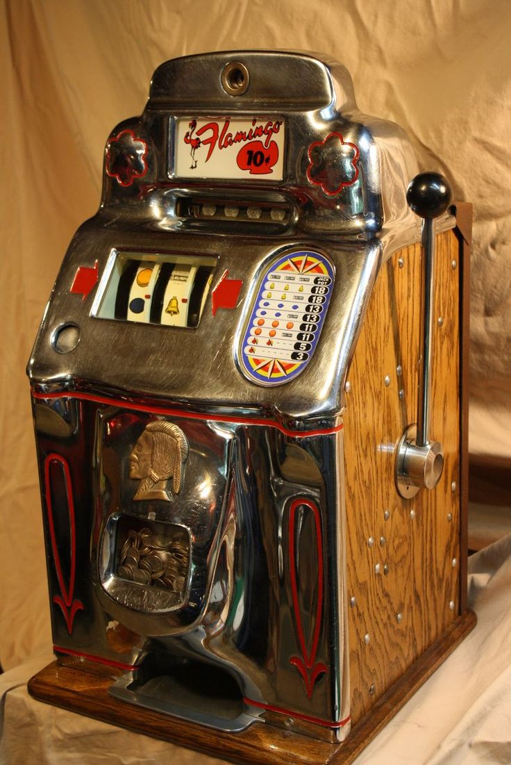 Old Fashioned Slots In Vegas