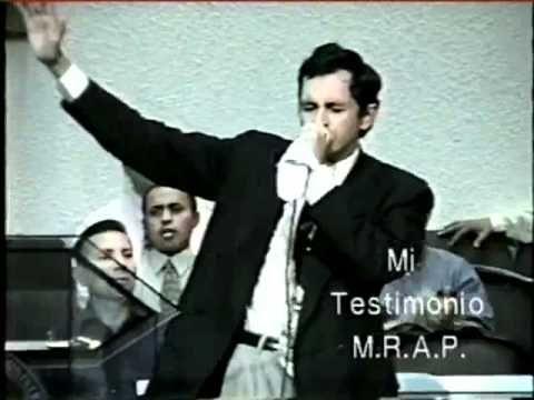 Ex satanista salvadoreño Adan Andradez testimonio completo