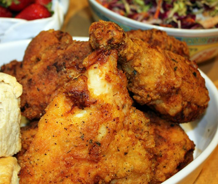 fudge ripple: buttermilk fried chicken