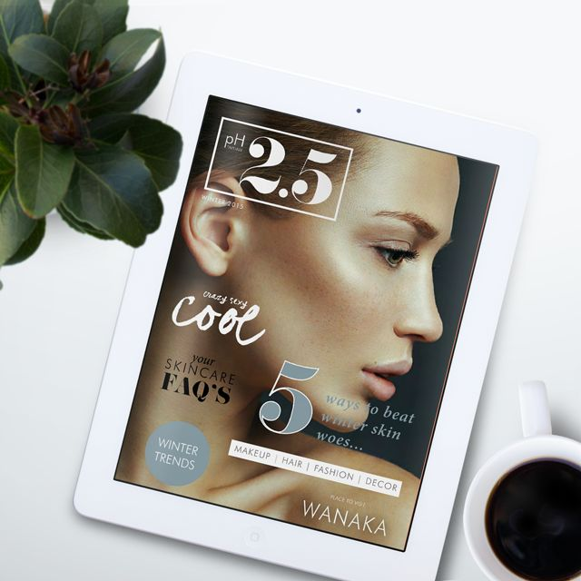 Finish the week with some light reading of our pH2.5 winter edition