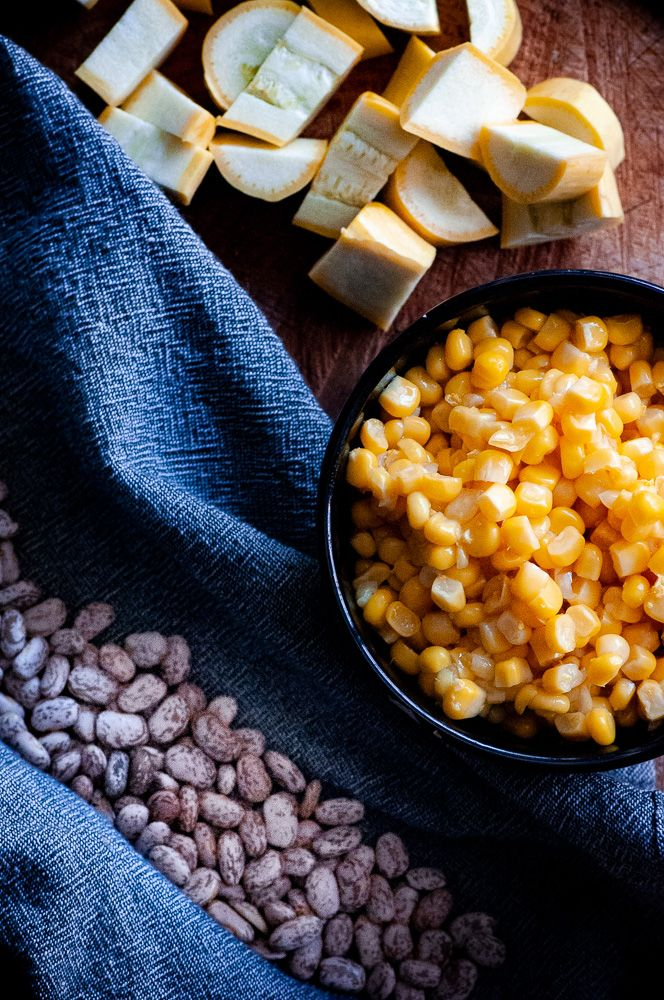 Instant Pot Three Sisters Soup Recipe Vegan Gluten Free